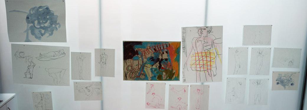 Bareback Museum MOCA Gallery